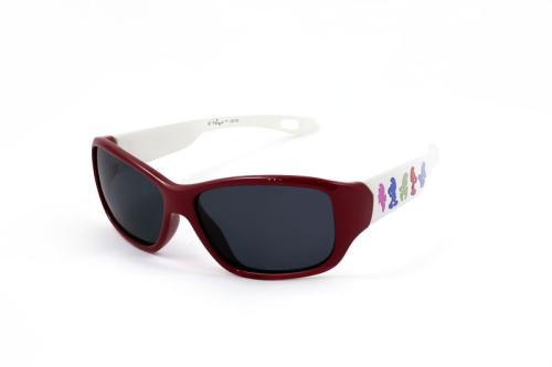 Polarized γυαλιά ηλίου παιδικά unisex smurfs INVU X2595A