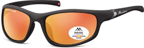 Σπορ γυαλιά ηλίου Montana Polarized SP310B - MONTANA -