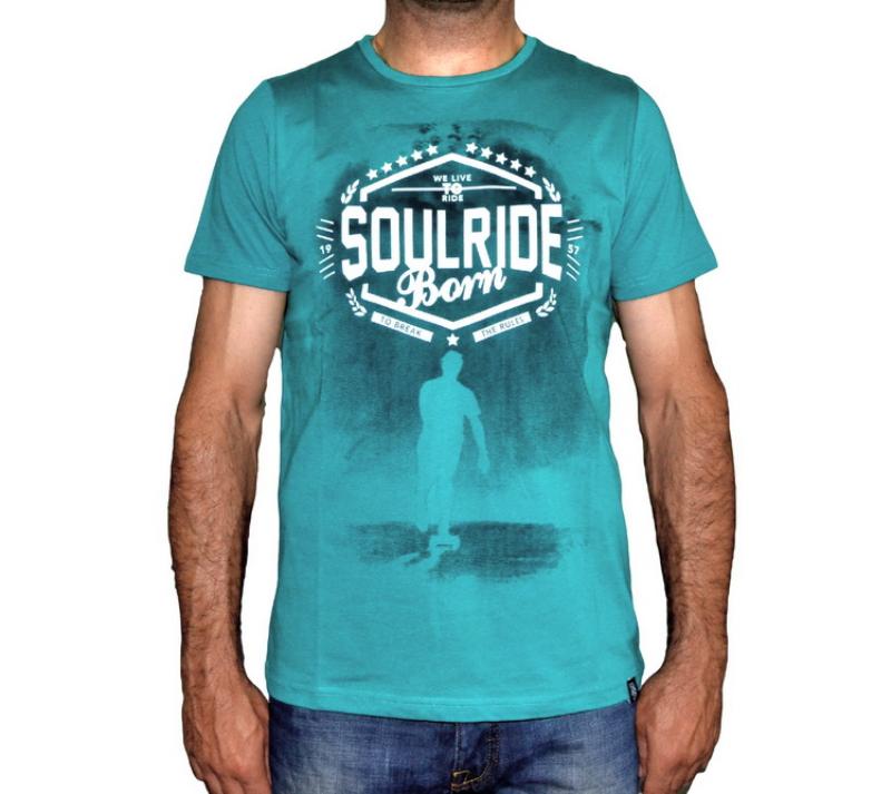 e960c03187e2 Ανδρικό t-shirt κοντομάνικο PACO 7182