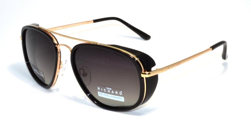 Vintage Γυαλιά ηλίου THOM RICHARD Polarized TR9004-101-PR3 19fcb5c6813