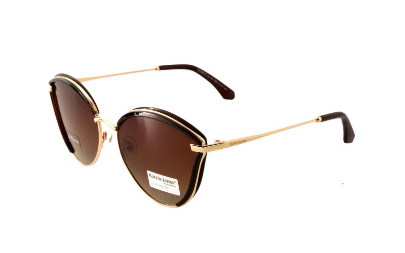c593739336 Γυναικεία γυαλιά ηλίου Katrin Jones KJ0816-01-G2