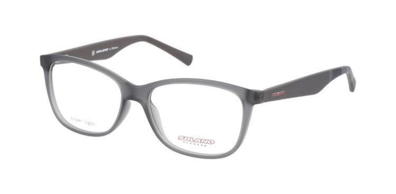 94e0fd3f7b Γυαλιά οράσεως κοκκάλινα unisex SOLANO - hotstyle.gr